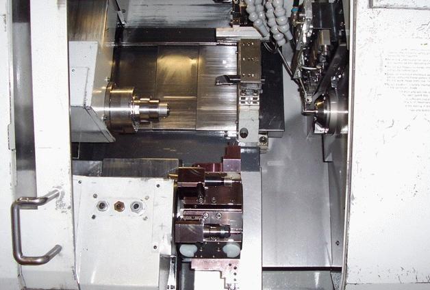 Ottomatics machine detail citizen m b cnc