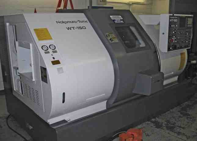 Ottomatics Machine Detail Nakamura 2008 Wt 150 Mm Cnc