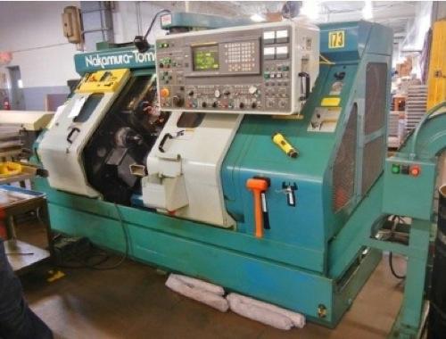 Ottomatics Machine Detail Nakamura 1998 Tw 10mm Cnc