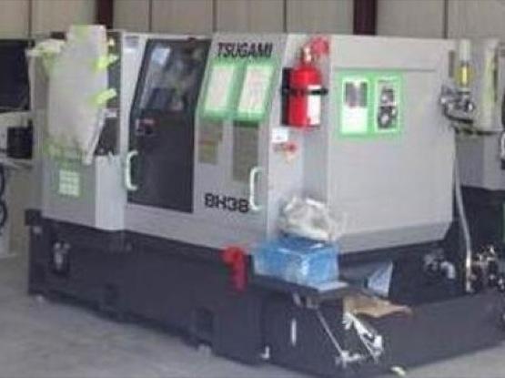 Ottomatics Machine Detail Tsugami 2013 Bh38 Sy Cnc