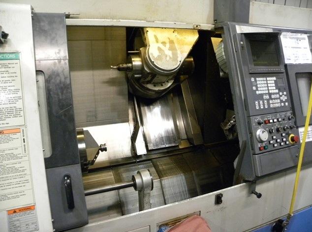 used cnc machine auctions