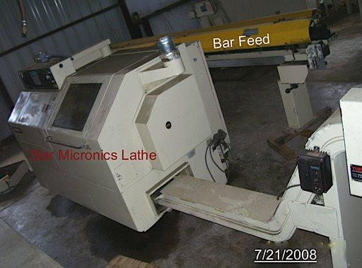 Ottomatics Machine Detail Star 1992 Kjr Cnc Machine