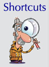 Search Our Shortcuts for all machines