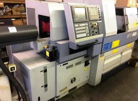 Ottomatics Machine Detail Star 2001 Sv 32j Cnc Swiss