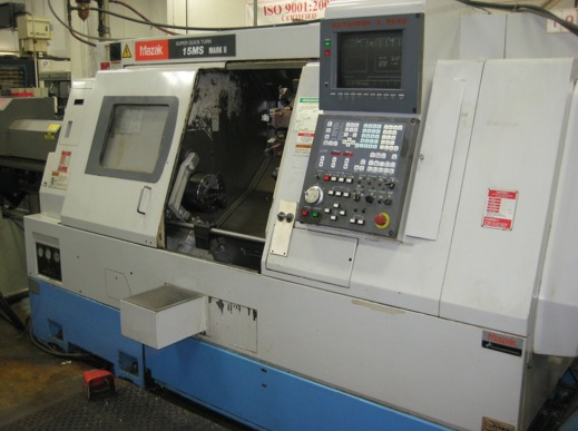 Type: CNC Machine, Hardinge Conquest T51, Mazak Super Quick